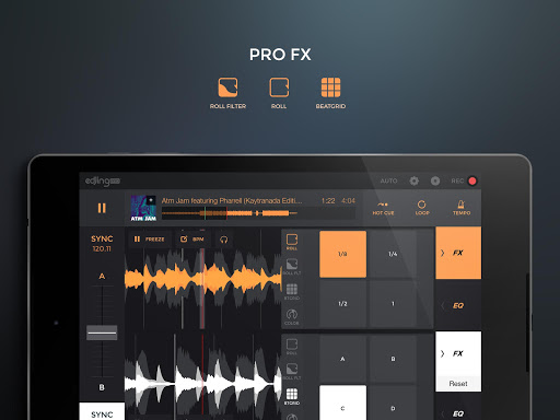 edjing PRO LE - Music DJ mixer 1.06.04 Screenshots 10