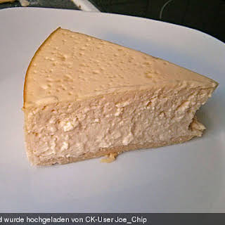 Low Carb New York Cheesecake - fast ohne Kohlenhydrate.