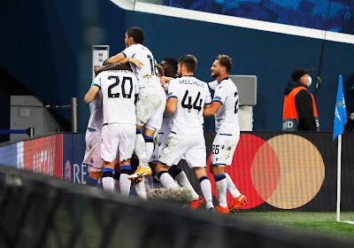 """Le coach du Zenit analyse la défaite : """"Nous n'avons pas sous-estimé Bruges"""""""