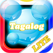Learn Tagalog Bubble Bath Game