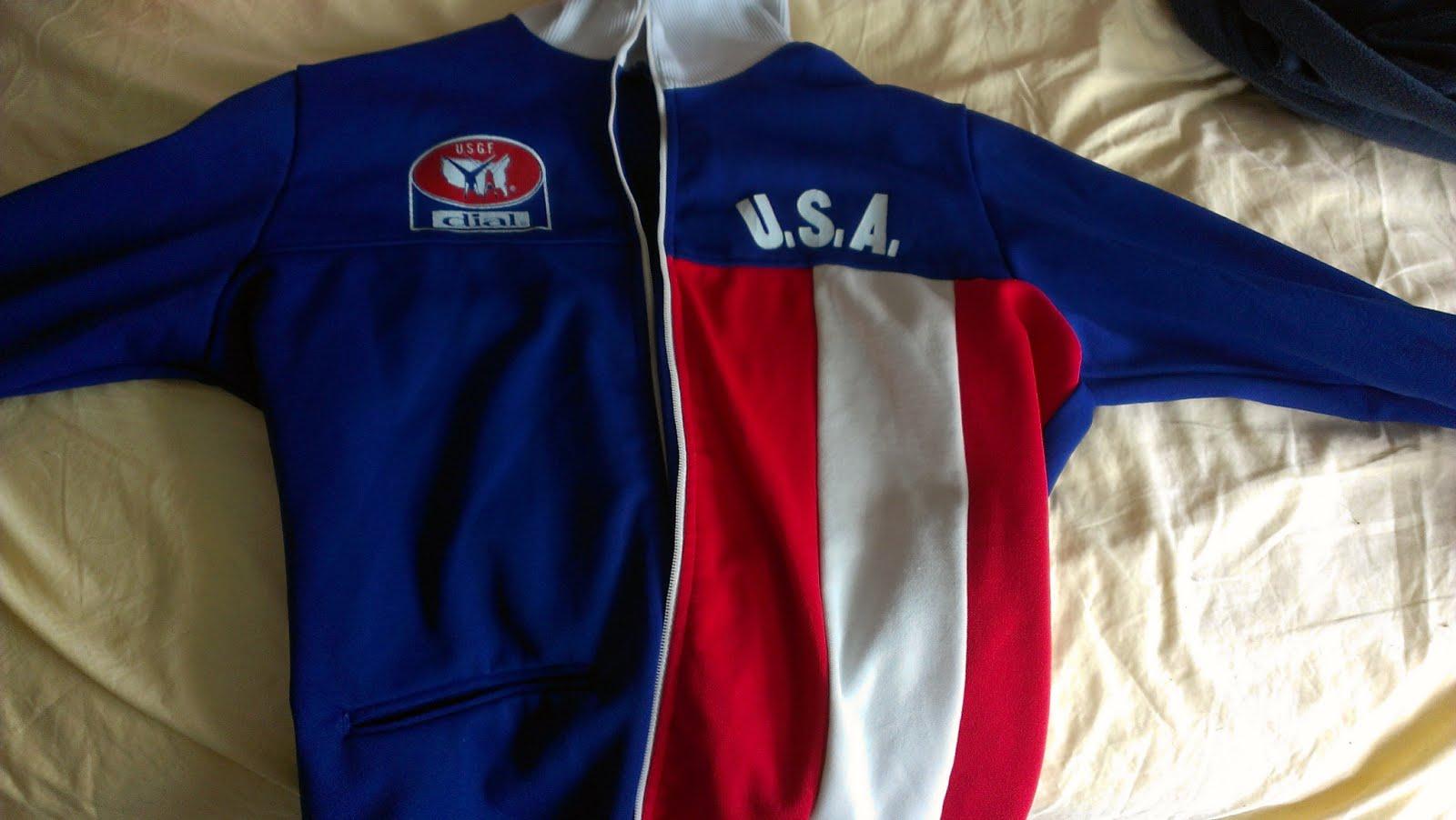 USGF jacket