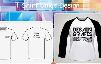 T Shirt Unique Design - screenshot thumbnail 02