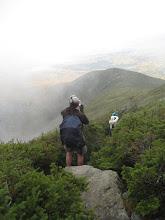 Photo: Me on Jewell Ridge. Photo by Dave Socky