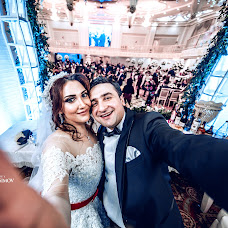 Wedding photographer Kelvin Gasymov (Kelvin). Photo of 18.12.2017