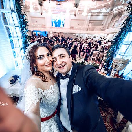 Fotógrafo de bodas Kelvin Gasymov (Kelvin). Foto del 18.12.2017