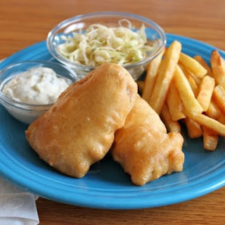 Gluten-Free Beer Battered Fish