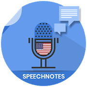 Voicepad - Speech to Text, Voice Search