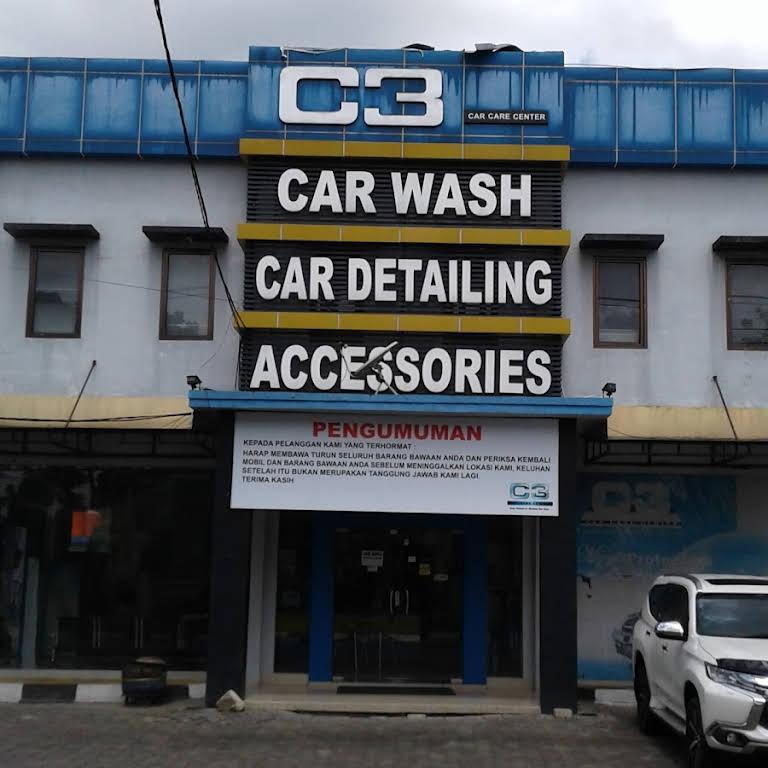 Auto Care Center >> C3 Car Care Center Pencucian Mobil