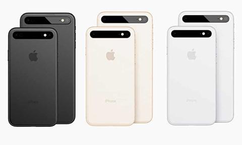 Bất ngờ trước tạo hình cụm 3 camera nằm ngang trên iPhone 11
