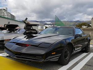 ポンティアック・トランザム  88年型ファイヤーバードトランザム GTA ナイト2000コンプリートカーのカスタム事例画像 のりたまナイトさんの2020年07月04日16:29の投稿