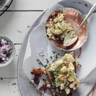 Breakfast Egg Salad.