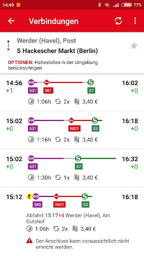 Bus & Bahn 4.5.4 (46) screenshots 1