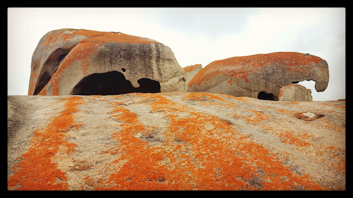 Australia - Remarkable Rocks di robypsycho