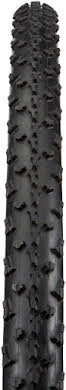 Donnelly Sports PDX WC Tire - 700 x 33, Tubeless, Folding, Black/Tan, 240tpi alternate image 2