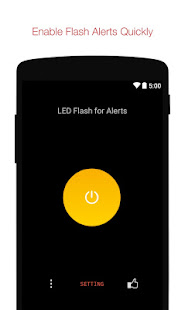 App Flash Alerts on Call and SMS APK for Windows Phone
