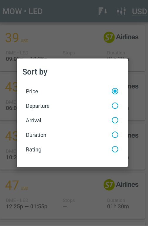 Cheap Plane Tickets- screenshot
