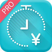 Hours Tracker:Time tracking & work log No Ad