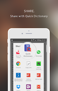 Quick Dictionary- gambar mini screenshot