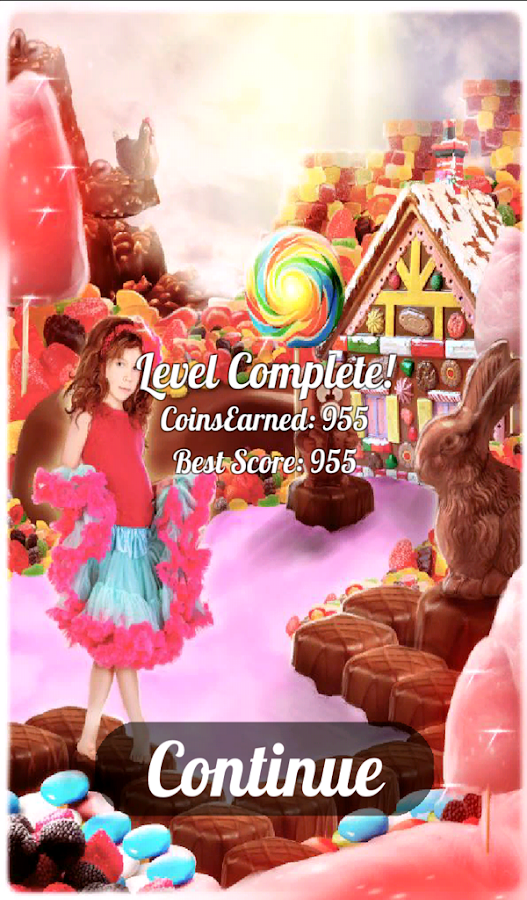 Match 3 - Candyland- screenshot