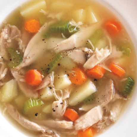 Momma's Chicken Soup