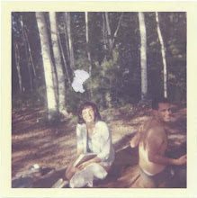 Photo: Elliot Dorff and Future Wife Marlin at Ramah Wisconsin 1964