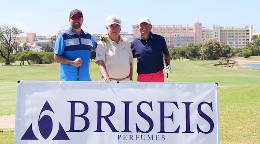 Rotundo éxito del III Torneo Briseis de golf