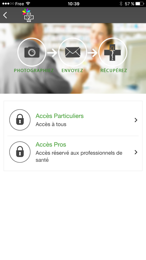 Pharmacie Pancrazi-Battesti- screenshot