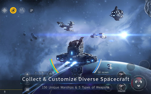 Second Galaxy apktram screenshots 5