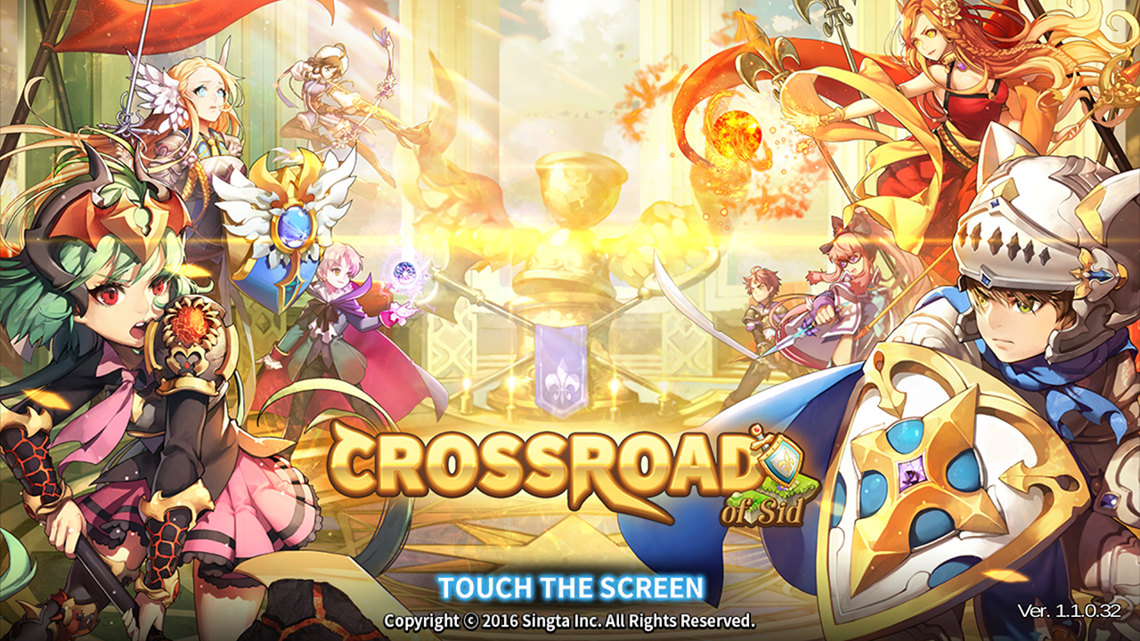 Crossroad of Sid- screenshot