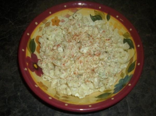 Mama's Macaroni Salad Recipe
