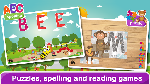 Preschool Games For Kids - Toddler games for 2-5 apkpoly screenshots 1