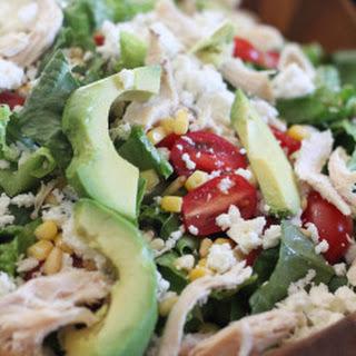 Feta Avocado Chicken Salad.