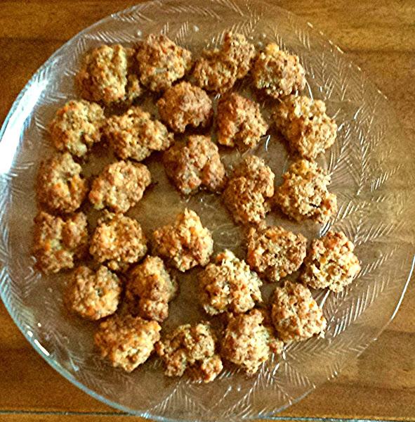 Firecracker Cheddar Bay Sausage Balls Recipe