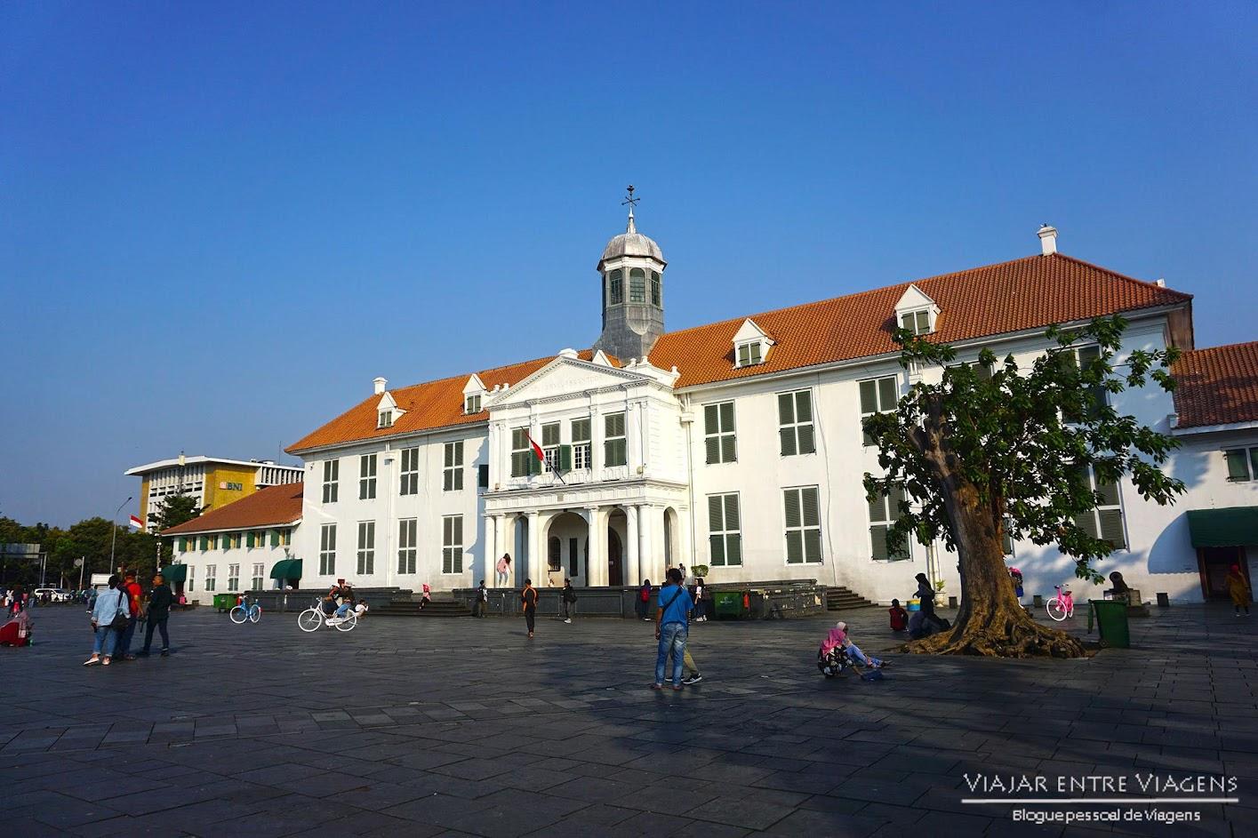 Dia 23 – Conhecer melhor JACARTA, uma segunda oportunidade! |Volta ao Mundo