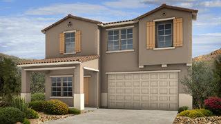 Primrose II floor plan by Taylor Morrison Homes in Adora Trails Gilbert 85298
