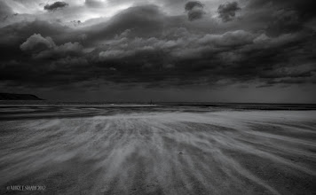 Photo: Shifting Sands  Nothing lasts forever, not even this planet we sit on, time passes like the shifting sands blown by the storm. So enjoy the storm, enjoy watching the clouds roll in from the sea and the feel of the sand shift beneath your feet. It will still be there when you and I have gone but what memories will we take with us?  Good morning G+               #thewhiterabbit #mikefshaw #mikeshaw #landscapes