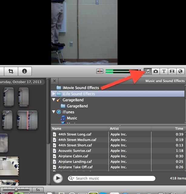 iMovie Tips and Tricks - AHS Technology Integration