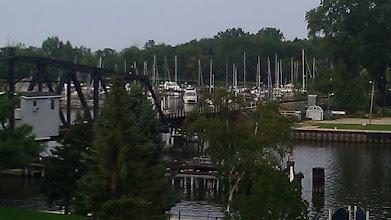 Photo: The St. Joseph West Basin Marina