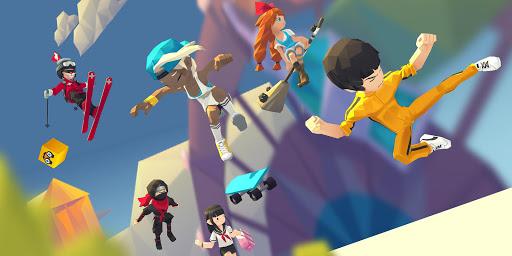 Smashing Rush : Parkour Action Run Game  captures d'u00e9cran 9