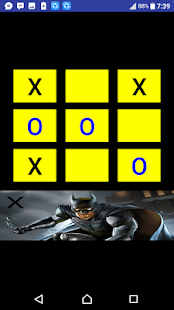X O - náhled