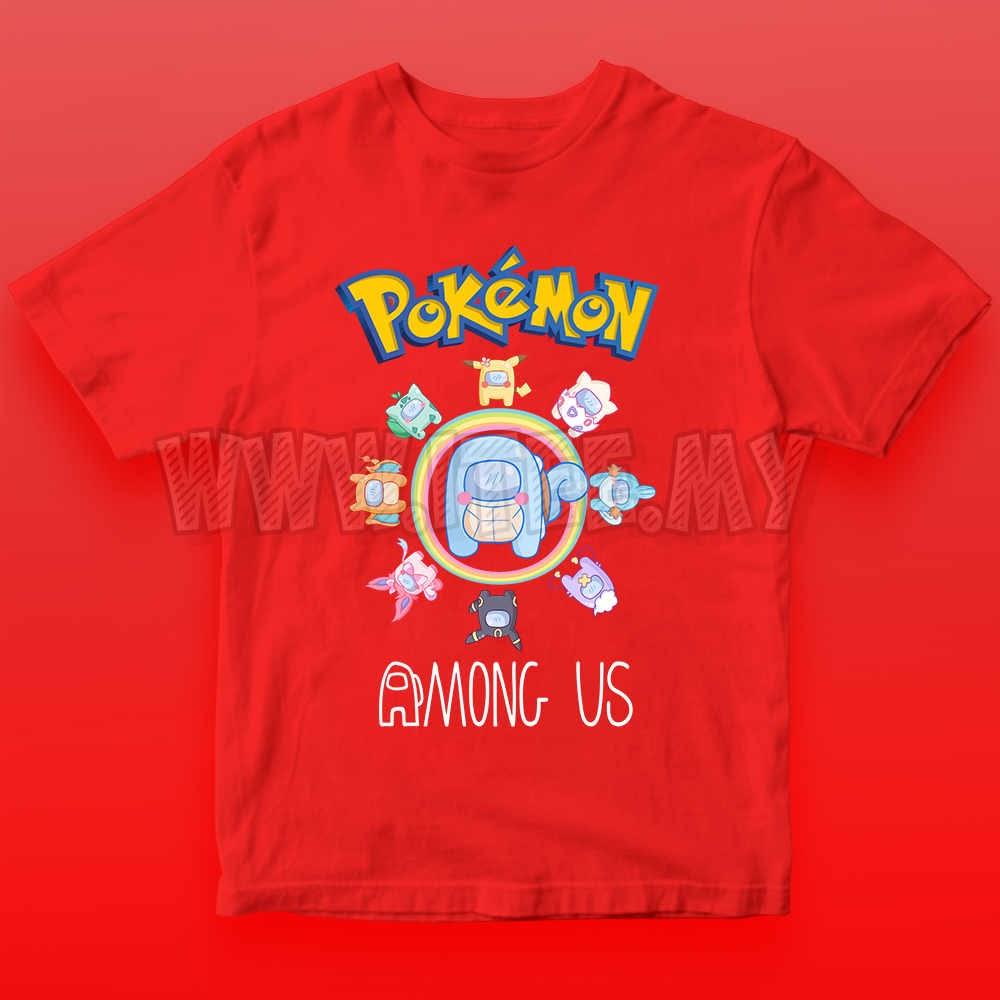 Pokemon x Among Us 7