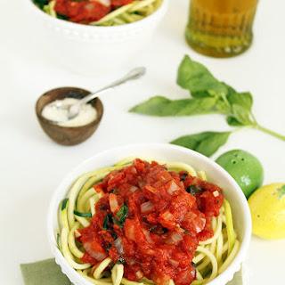 Easy Pomodoro Sauce.