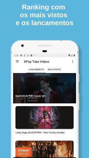 KPop - Tube Videos, Musica, Stage und Dance Practice Screenshots 2