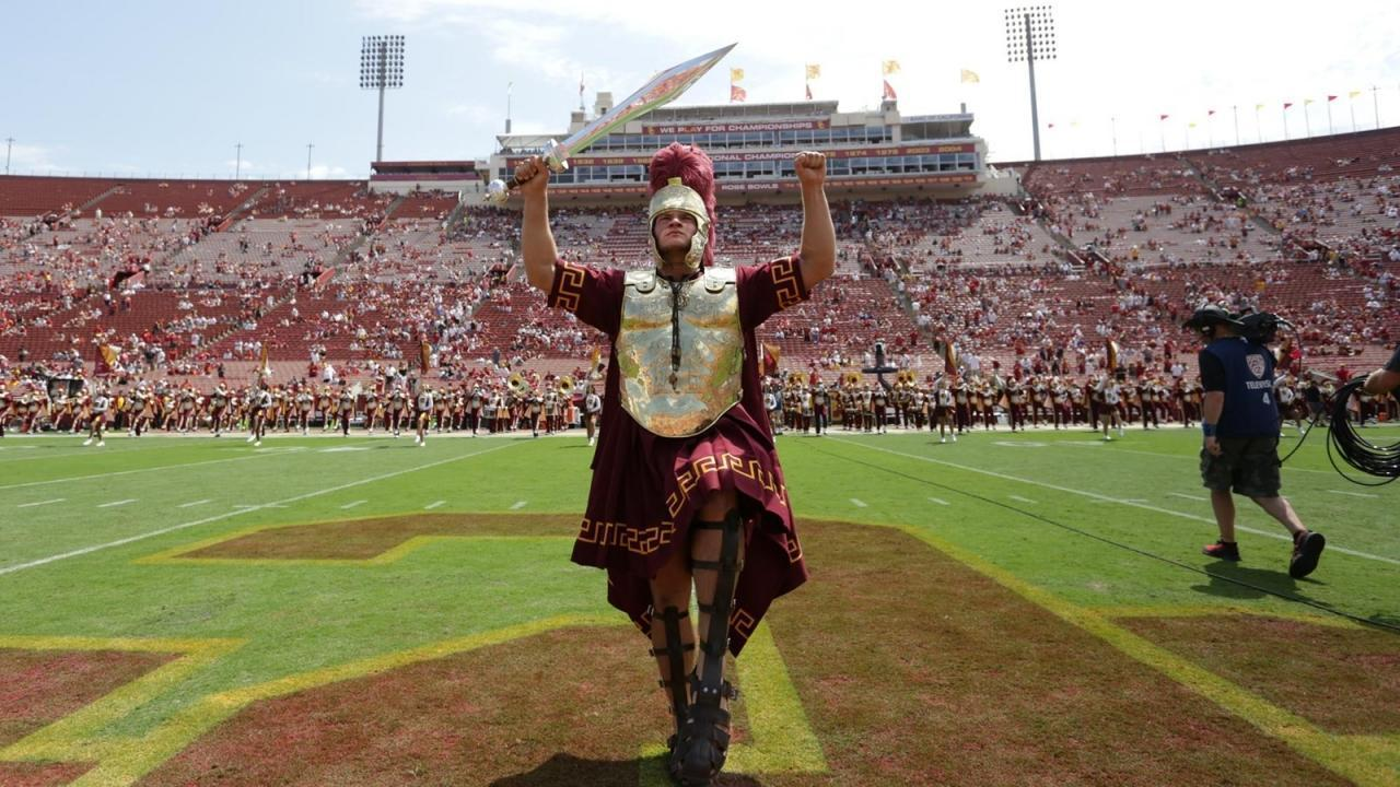How USC got the nickname Trojans   NCAA.com