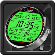 F01 WatchFace for Moto 360  Icon