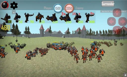 MEDIEVAL BATTLE: EUROPEAN WARS 2.0 screenshots 2