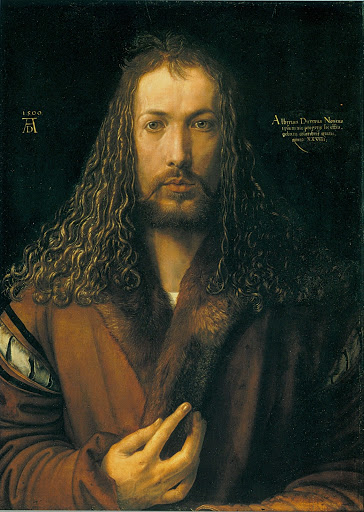 1500 Munich, Alte Pinakothek.