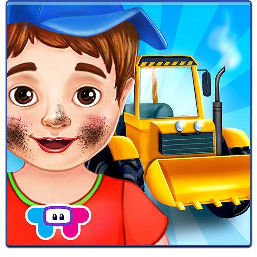 Mechanic Mike 3 - Tractor City (game)
