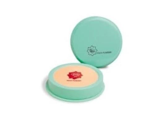 Bedak Tabur Viva Face Powder Natural VIVA halus lembut nyaman dipakai aroma bunga menghaluskan wajah
