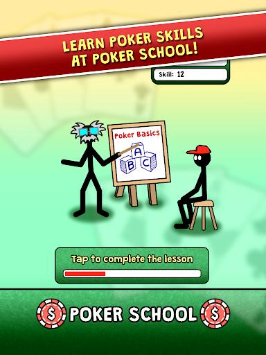 Stickman Poker Tycoon 1.3 screenshots 13